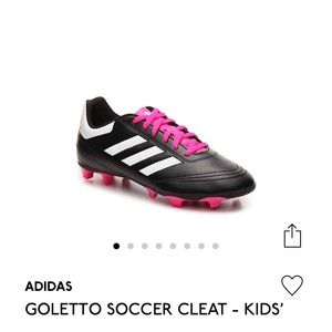 *NEW* Adidas Goletto Soccer Cleat Kids 11 toddler